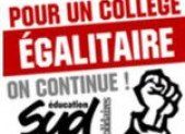 SUD Education: Réussir la grève du 26 janvier ! Communiqués