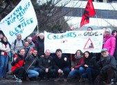 Tous les collèges et lycées de Colombes en grève