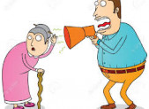 Najat: Dure d'oreille