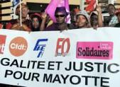 Mayotte : la grève générale pour l'égalité réelle est relancée.